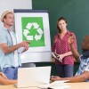 How To Make The Workplace Green