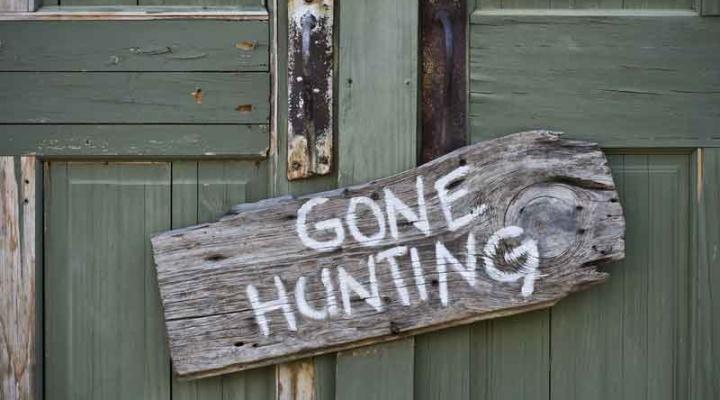 Deer Hunter's Holiday