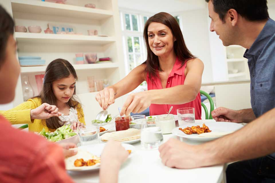 the importance of eating together as a family / connected at the table: the importance of family meals blog connected at the table: the importance of family meals share.